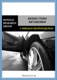 Бизнес-план автомойки (с финансовой моделью)