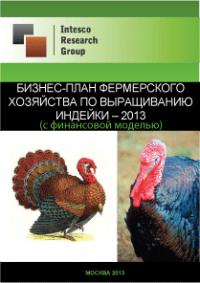 Бизнес-план фермерского хозяйства по выращиванию индейки – 2013 (с финансовой моделью)