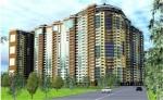 Construction многофункционального жилого комплекса в центре Москвы